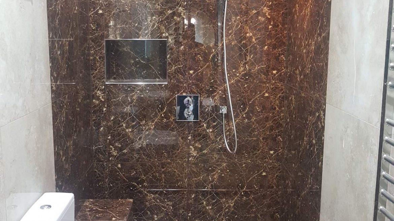 Bathroom renovation Marble Pal Lee Group