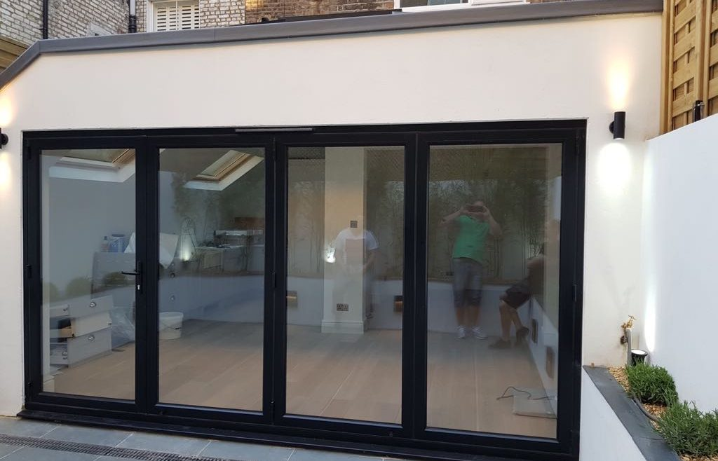 Extension and House Refurbishment Pal Lee Group